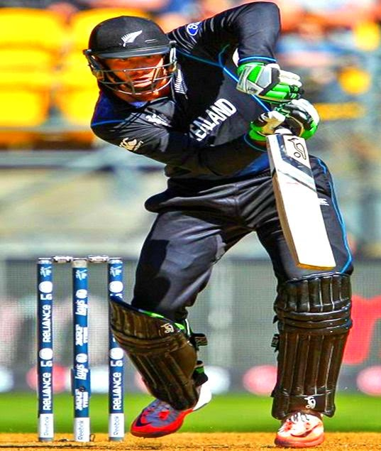 Martin Guptill 237 runs cwc 2015 record