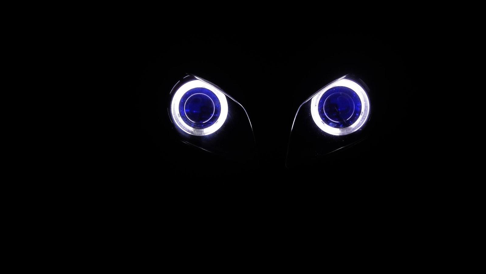 Angel Eyes Yamaha R