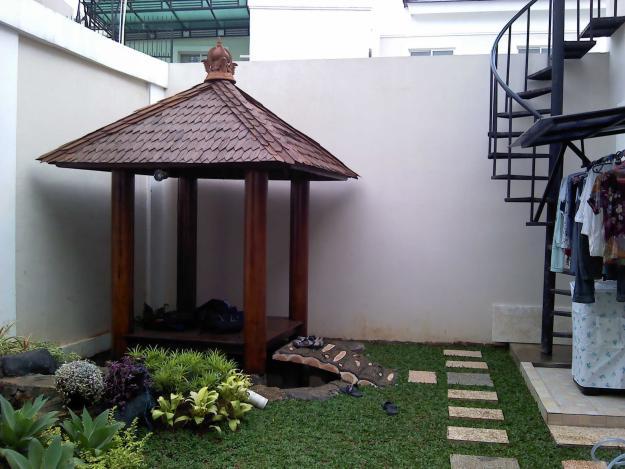 gazebo inspirasi rumah pinterest