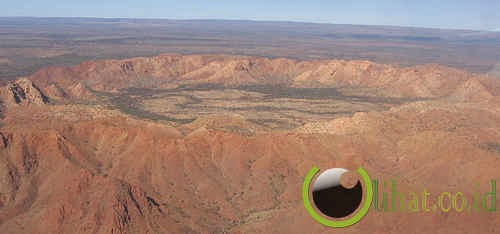 Gosses Bluff, Australia
