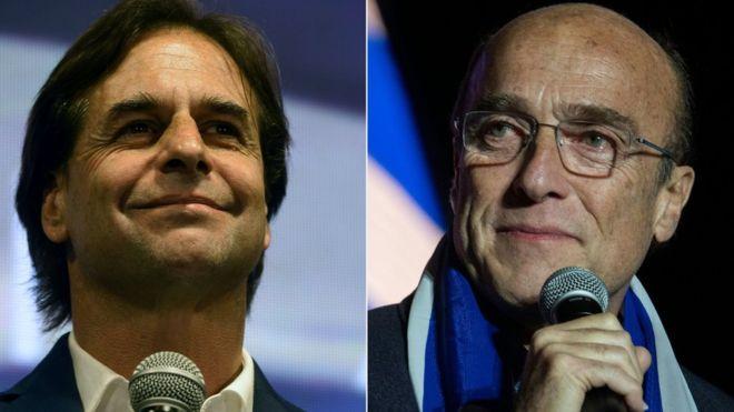 Uruguay: el ajustado resultado impide definir un ganador entre Luis Lacalle y Daniel Martínez