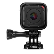 Videocamera GoPro HERO4 Session per iPhone, iPad e iPod touch