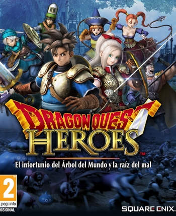 Dragon quest heroes slime edition PC Full Español