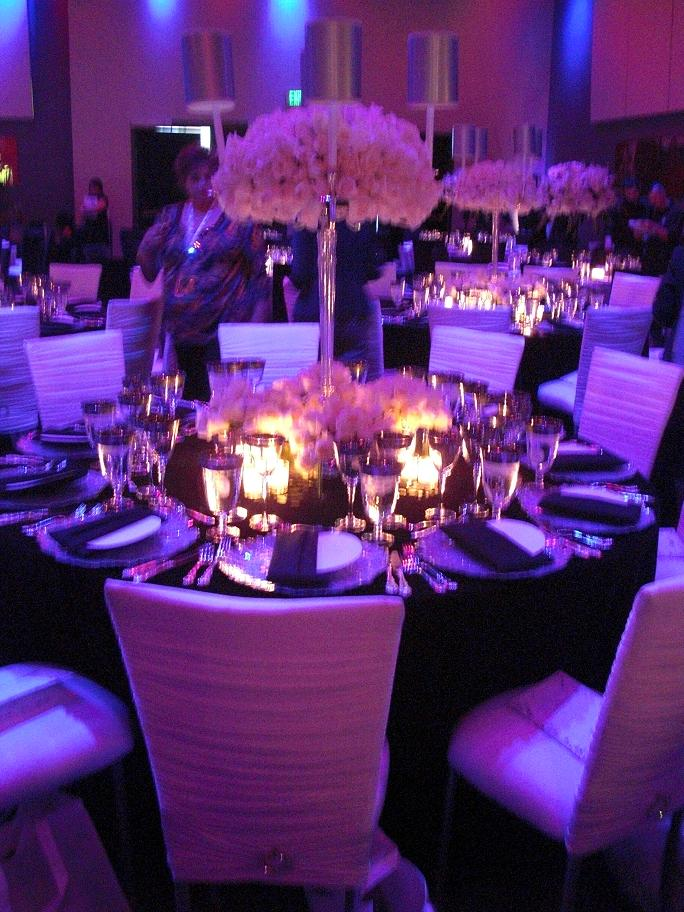 Purple wedding decor romantic decoration