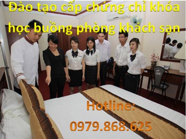 đào tạo nghiệp vụ khách sạn