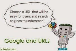 Kata kunci pada URL seo friendly