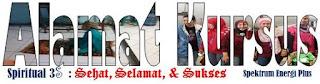 alamat kursus quantum energi Jakarta
