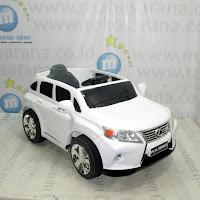 Mobil Mainan Aki DoesToys DT7010 Lexus RX350 Lisensi
