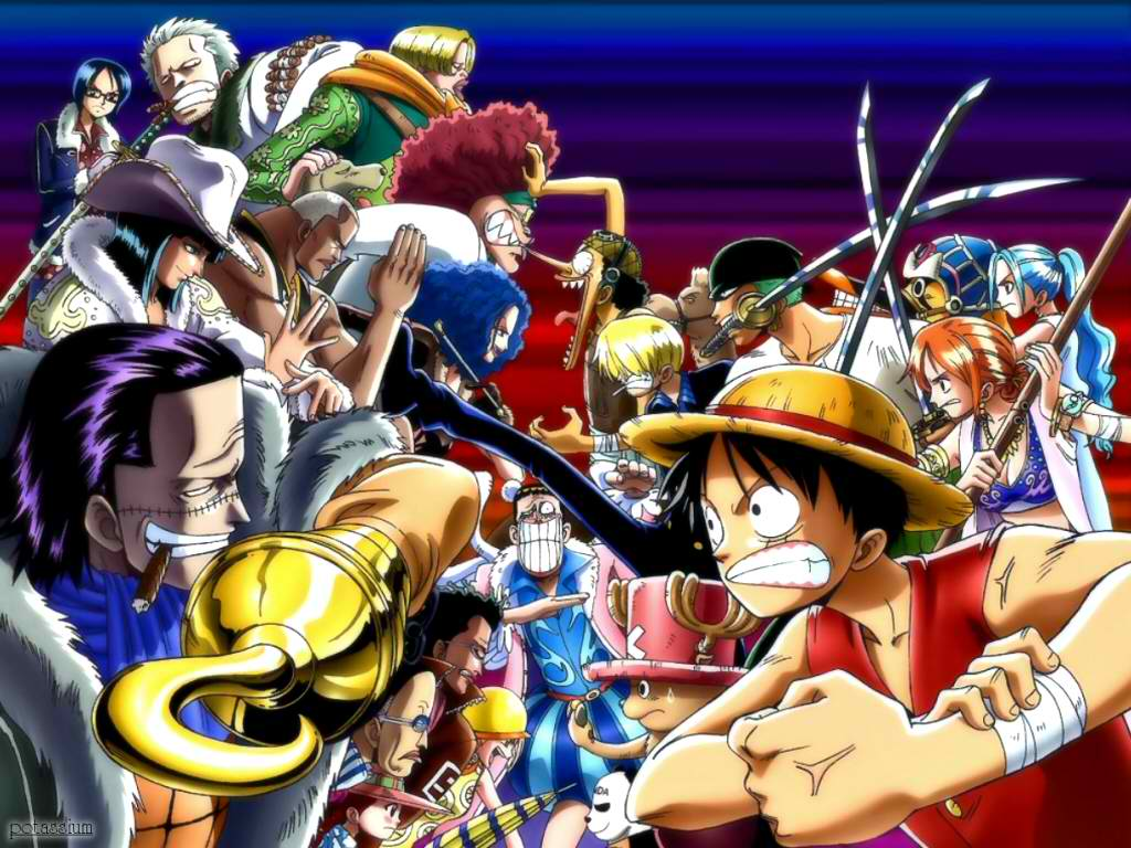 One Piece HD & Widescreen Wallpaper 0.929914434928579