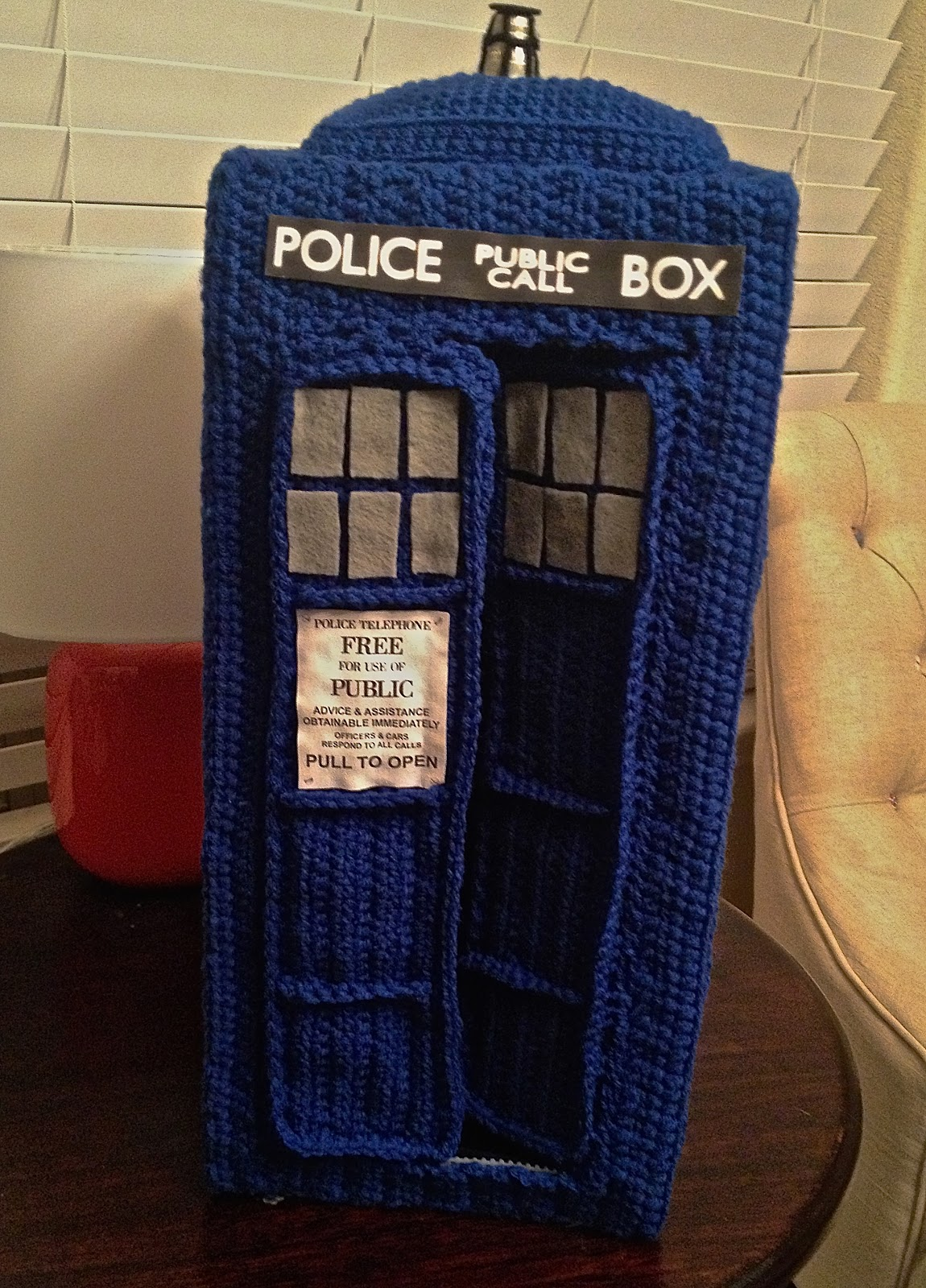 CRAFTYisCOOL: Doctor Who Patterns!