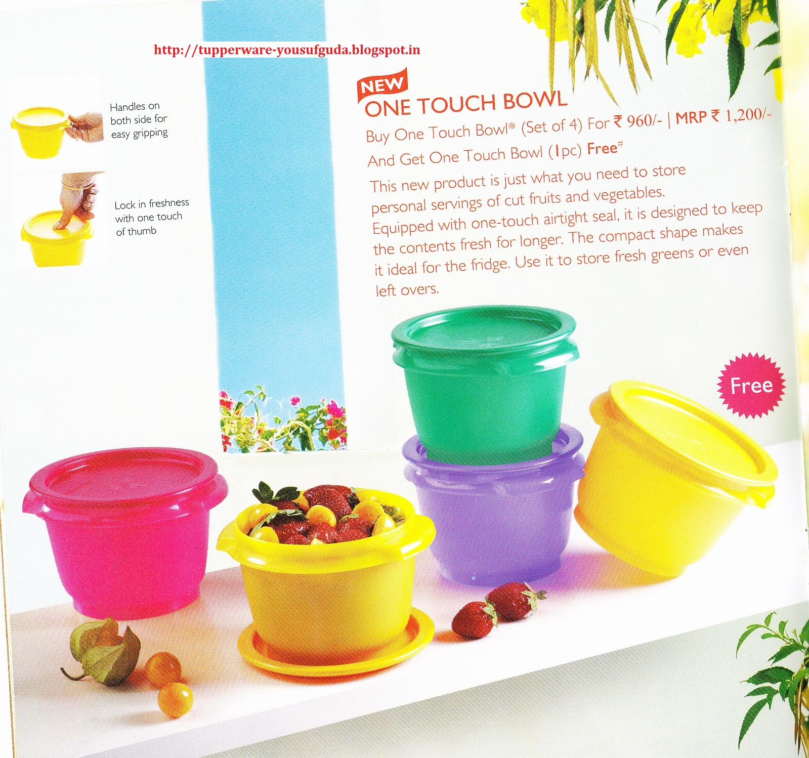 Tupperware catalogue till 31.12.2018