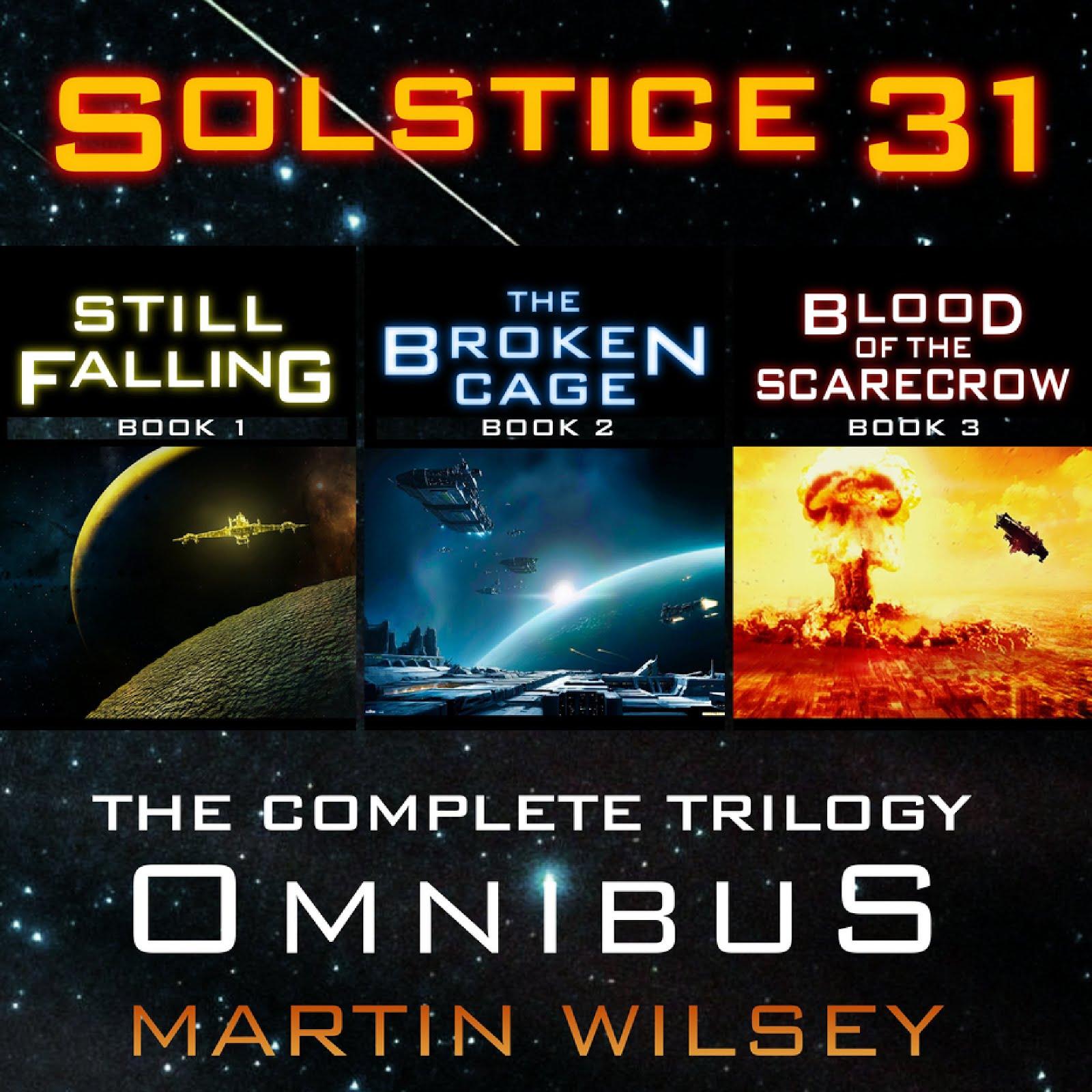 Solstice 31 Saga