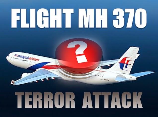 misteri MH370
