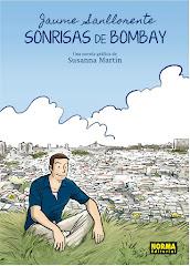 Sonrisas de Bombay. La novela gráfica.