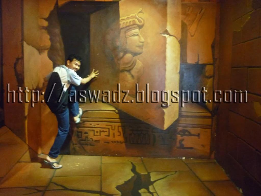 trick art museum, i-city, shah alam
