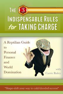 Reptilian World Domination Book