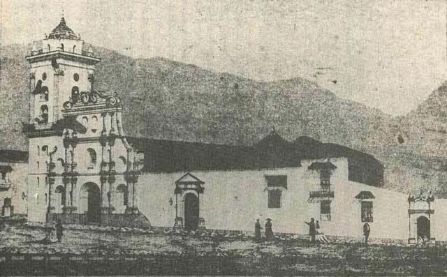 Historia del arte en venezuela arquitectura colonial en for Arquitectura militar