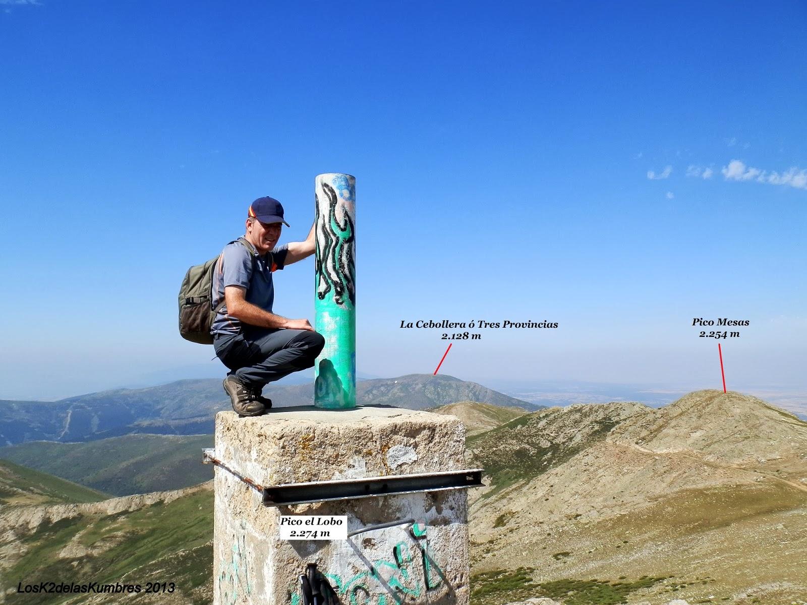 Pico del Lobo