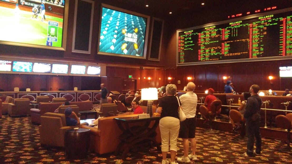 Bellagio sports book