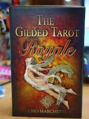 TAROT GILDED ROYALE