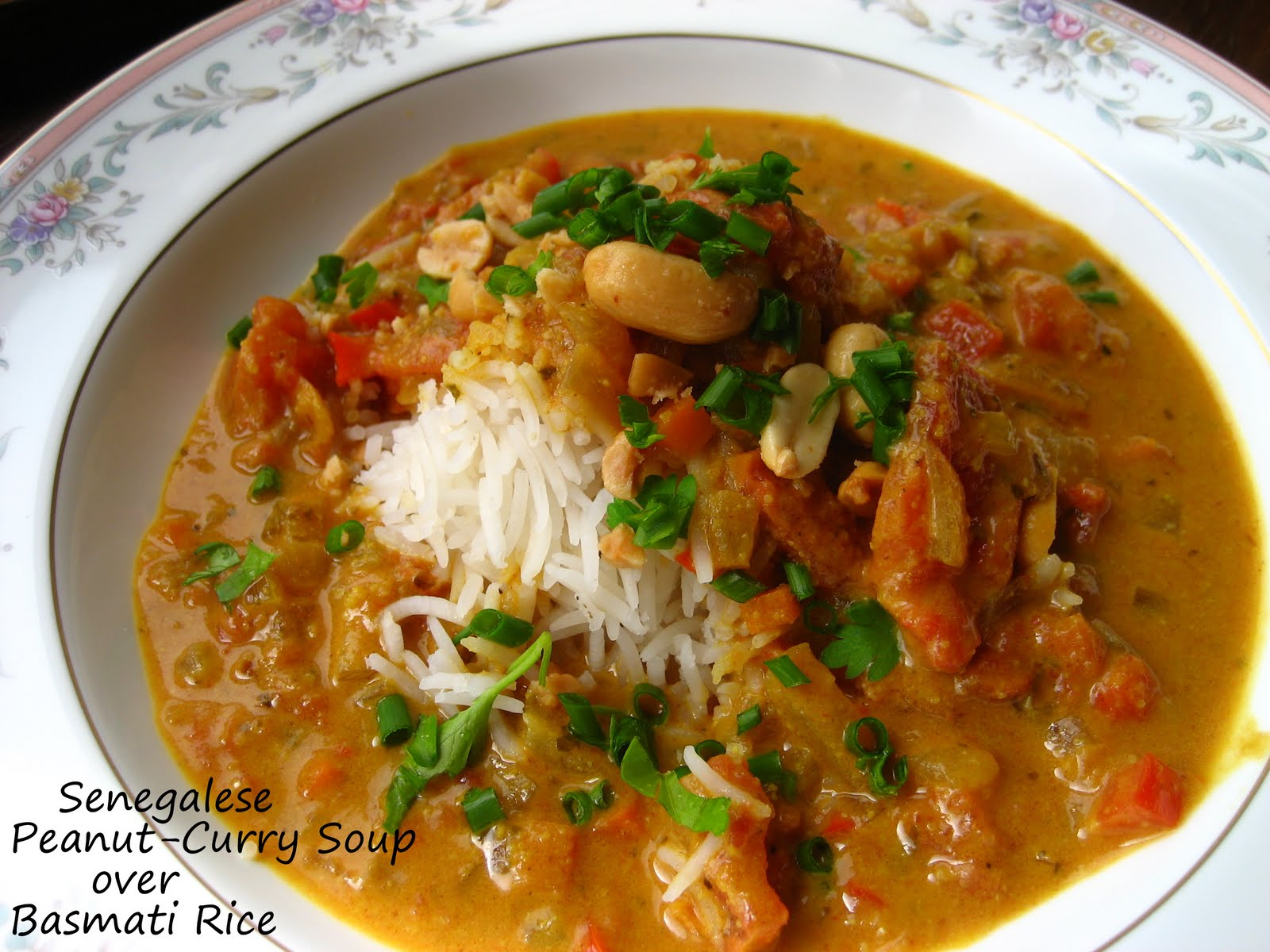 Home cooking in montana senegalese peanut soup for Cuisine senegalaise
