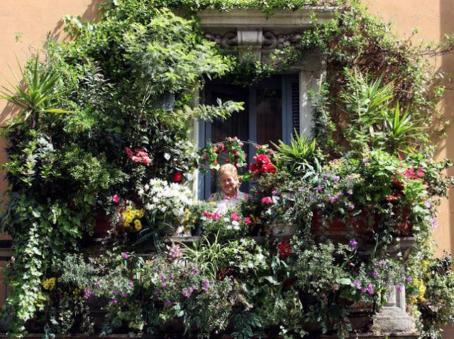 Un giorno di festa non solo wedding angoli di paradiso for Terrazzi fioriti