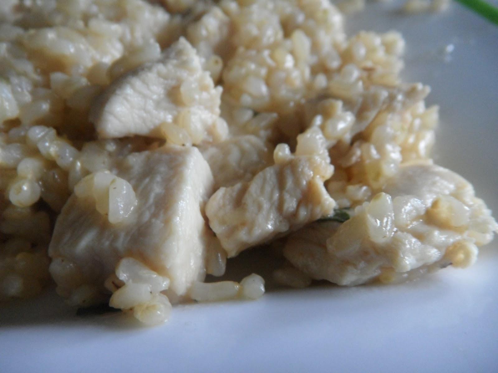 Mundo o 39 connell cocinemos arroz integral con pollo al vapor for Cocinar 6 tipos de arroz