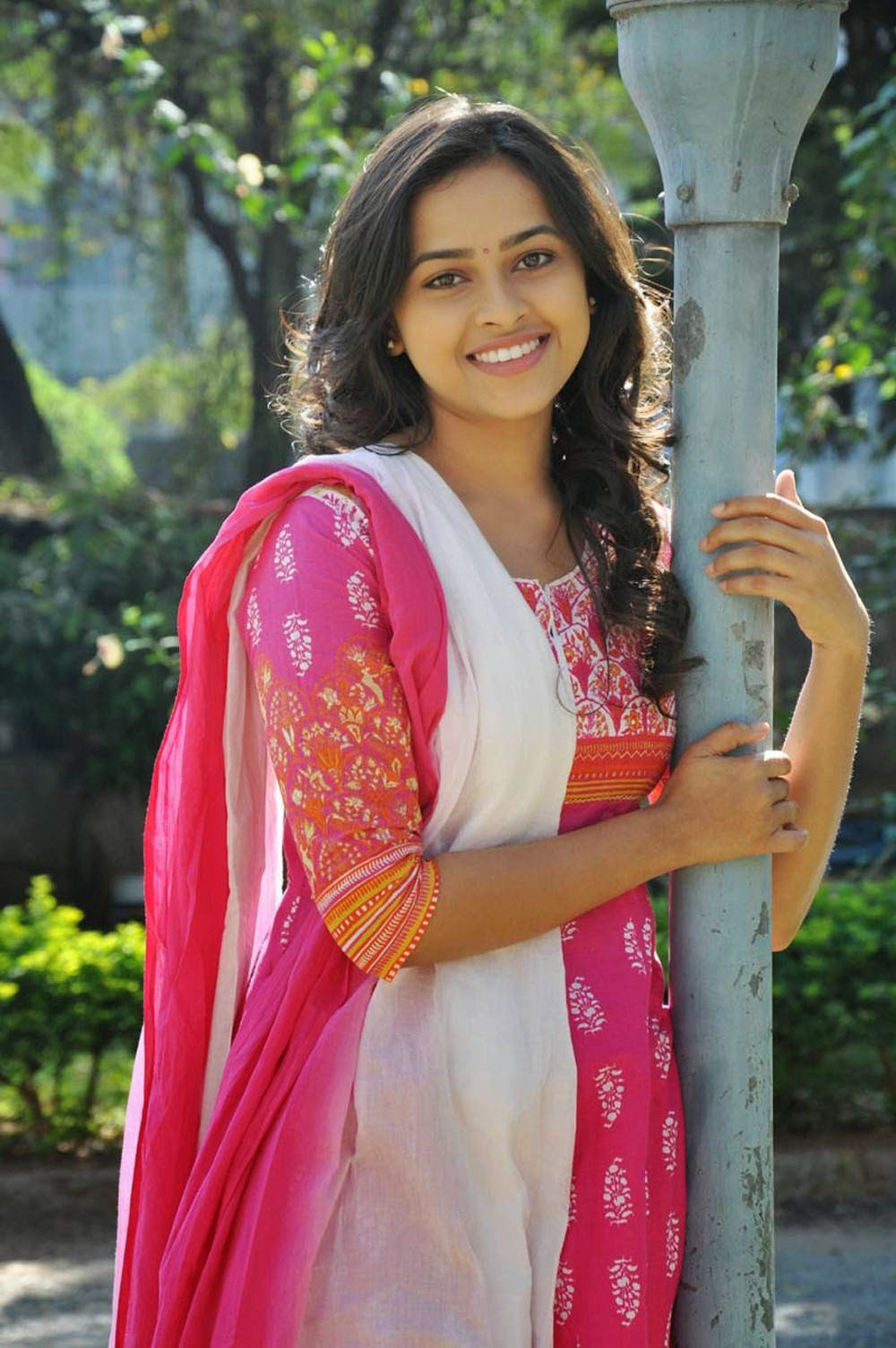 Actress Sri Divya Latest Cute Hot Spicy Photos Gallery At Varadhi Telugu Movie Trailer Launch