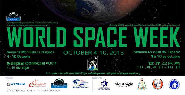 Credit: worldspaceweek.org