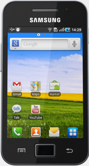 samsung galaxy ace the samsung galaxy ace is a smartphone with a 3 5