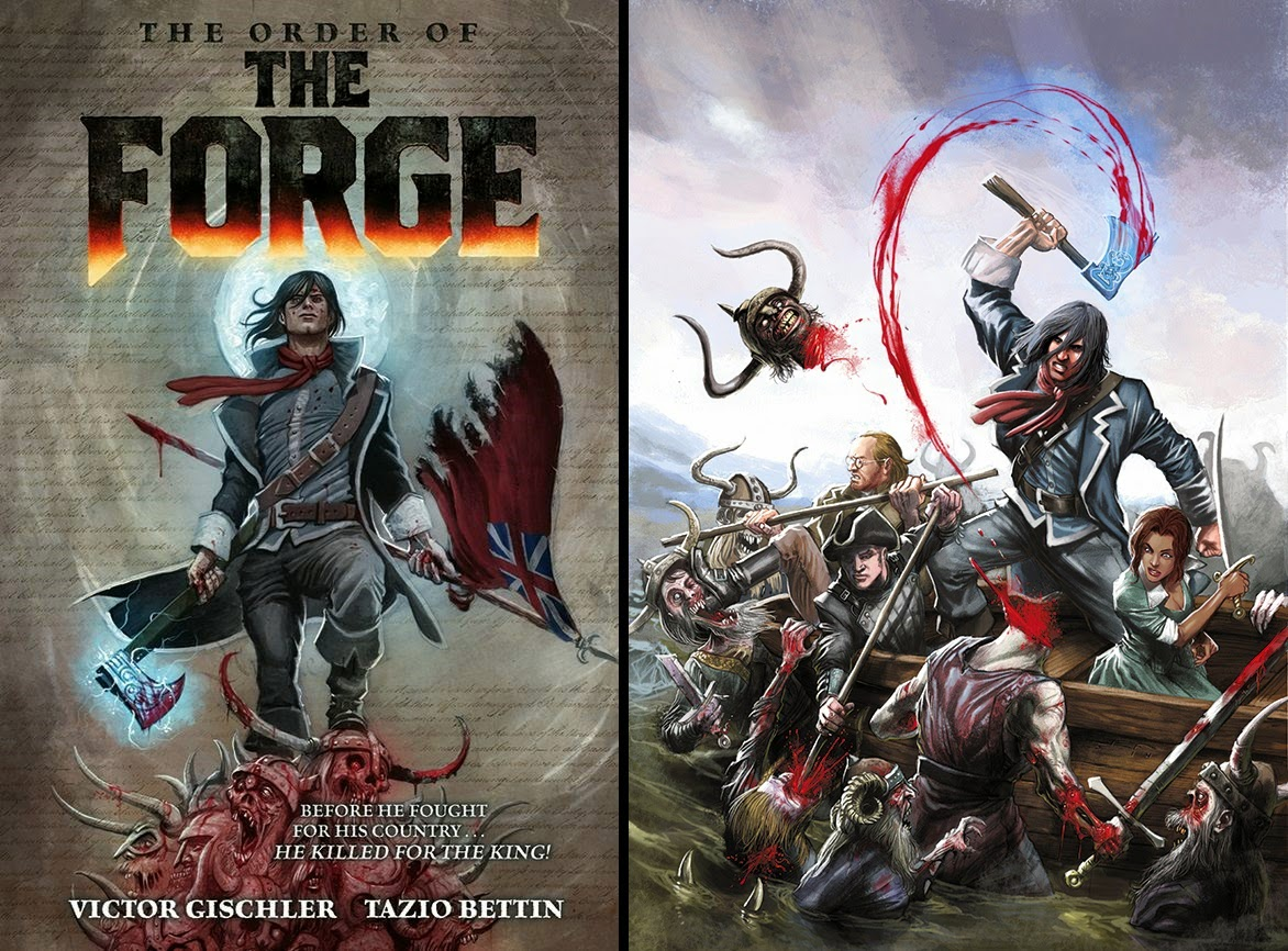 The Order of the Forge – The Untold Tale of George Washington