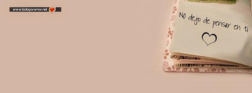 Nuevos diseños de portadas de amor para Facebook