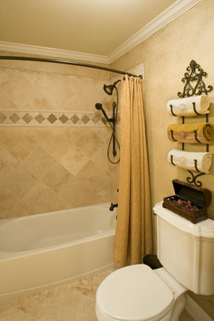 Bathroom towel rack ideas car interior design for Towel rack ideas for small bathrooms