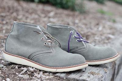 Model Sepatu Keren Chukka Boots Untuk Anak Kampus