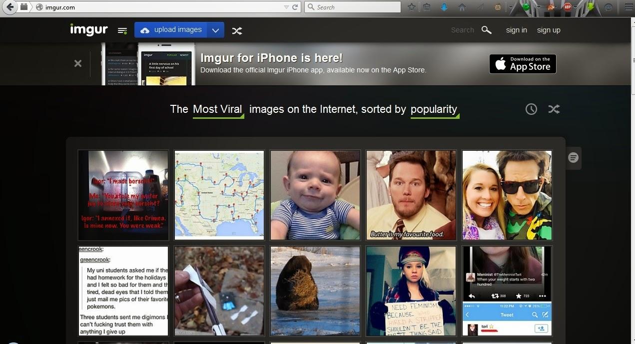 Cara Buka Website Imgur Yang Di Block Provider Internet