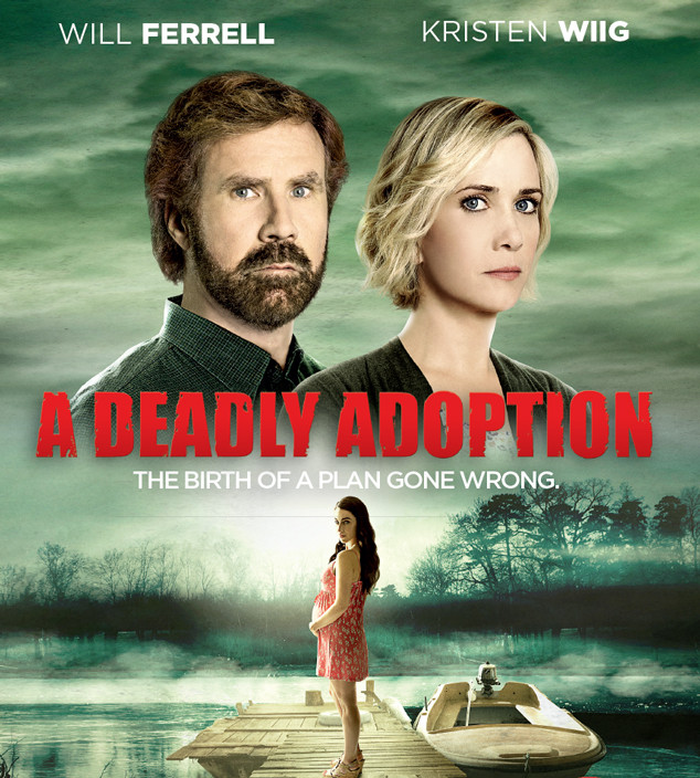 A Deadly Adoption – Legendado