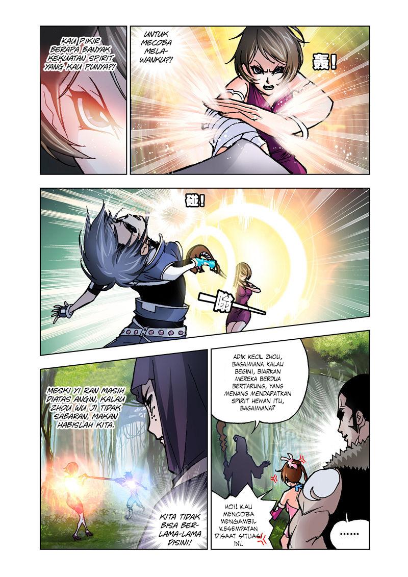 Soul Land Chapter 23