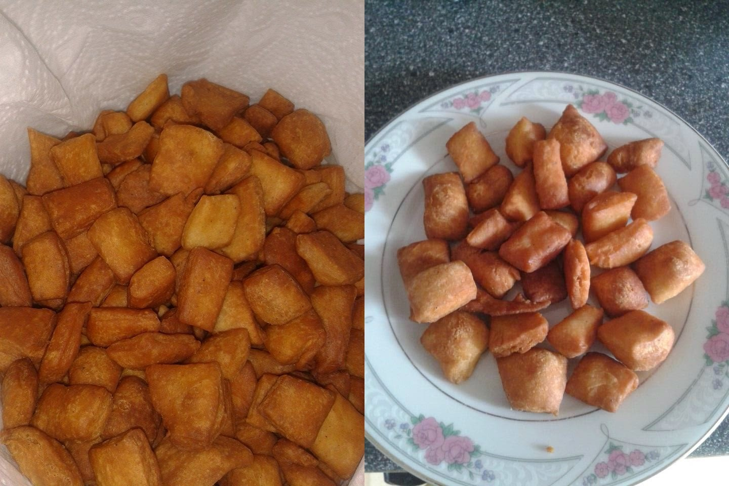 Easy yummy mandazi recipes crunchy mandazi daddiessoft photo credit myself forumfinder Image collections