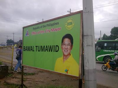 Bistek Bawal tumawid