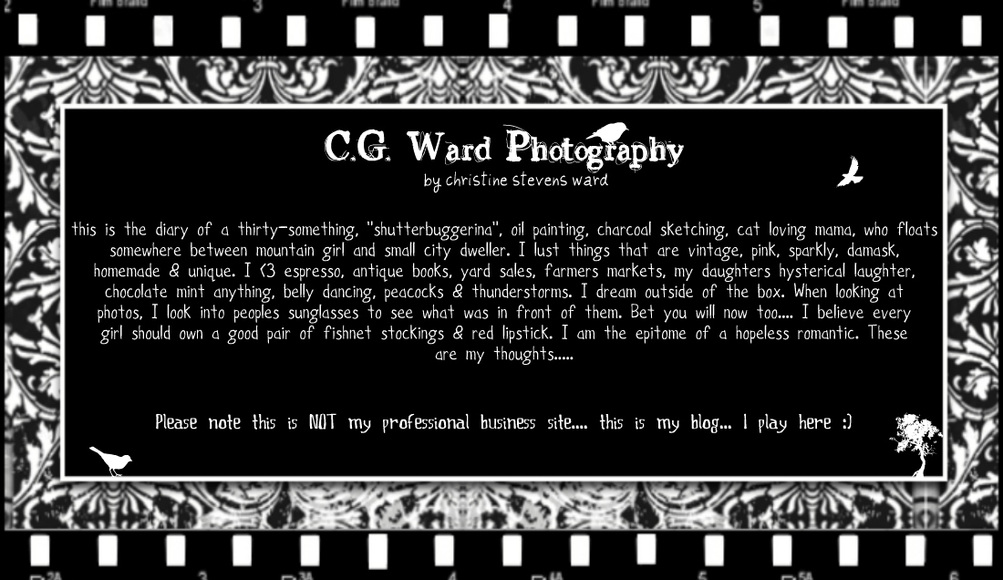 C.G. Ward Photography