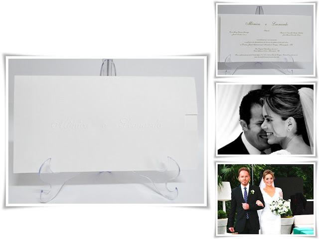 Casamento de Monica e Leonardo, modelo Daniela 90.