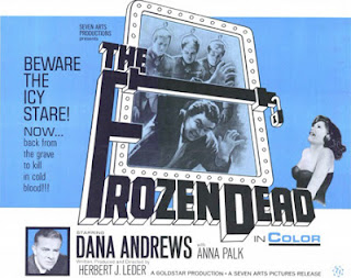 Poster - The Frozen Dead (1966)