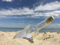 la botella de Ricardo