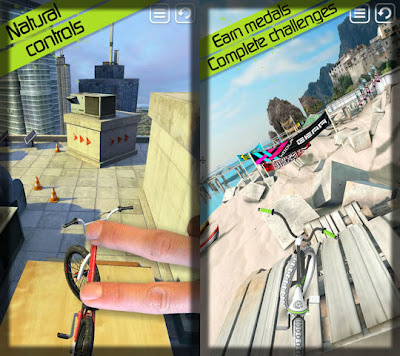 touchgrind bmx iphone 5 game