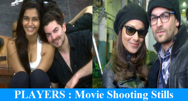 Players Hot Movie Shooting Stills