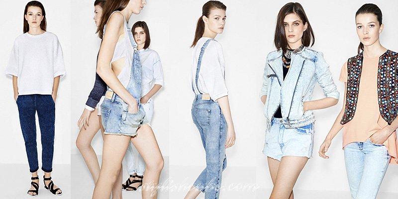 Zara Spring Summer 2013 Collections