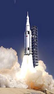 Outra farsa a caminho? Nasa divulga foto de suposto foguete que levará homem à Marte