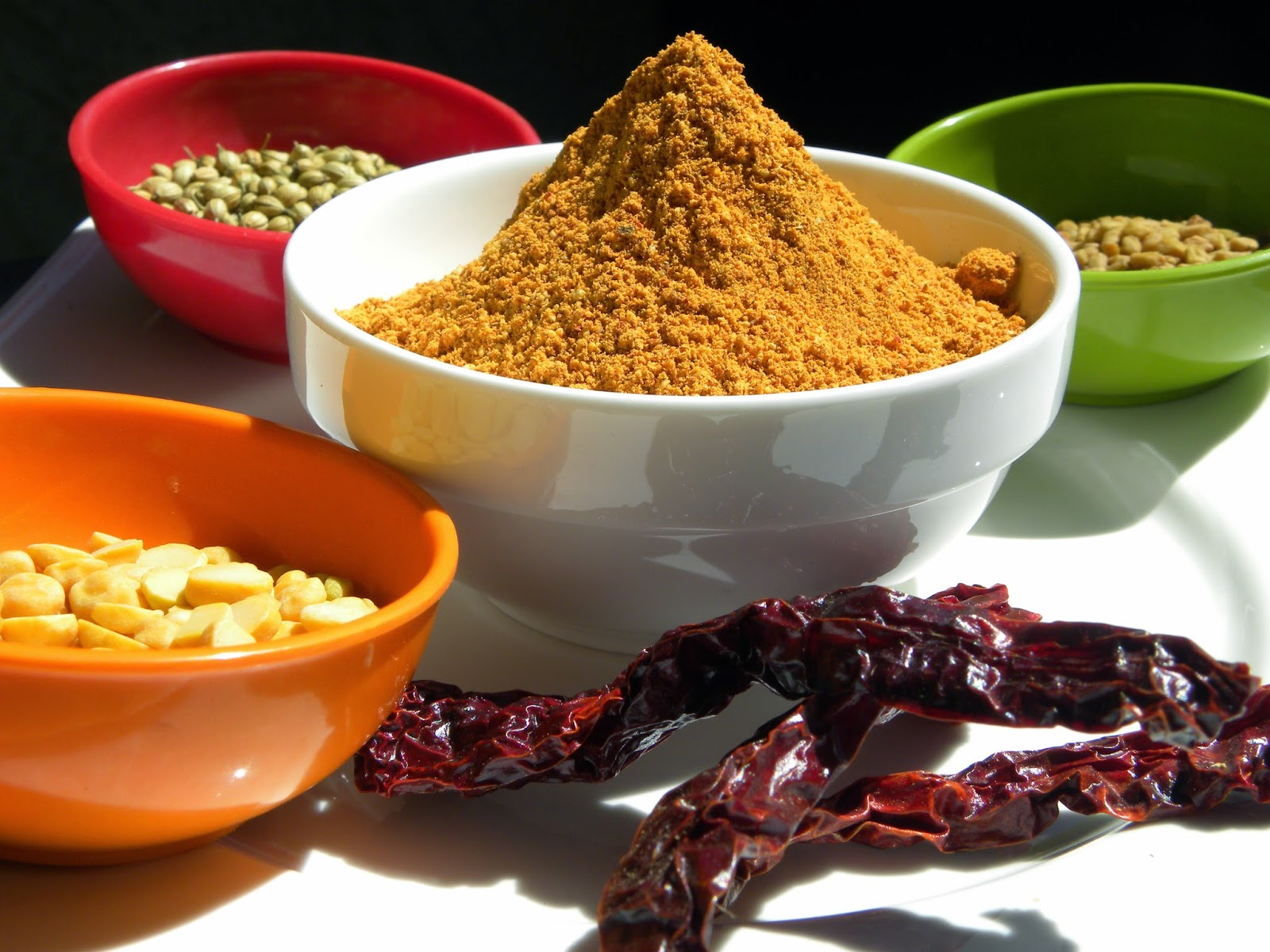 Make your own sambar powder in a jiffy and enjoy delicious sambar with your family