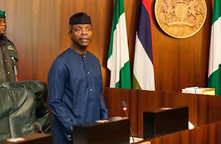 Osinbajo to inaugurate boards as FG replaces Shagaya