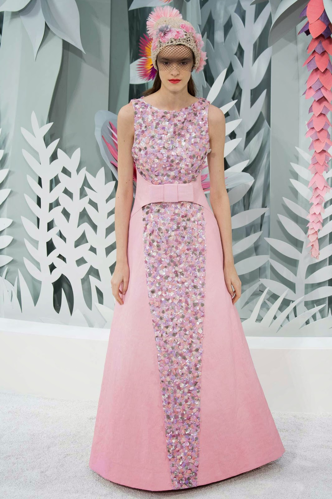 RUNWAY REPORT.....Paris Couture Fashion Week: Chanel Haute Couture ...